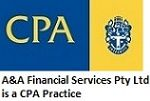 A&A Financial Services Pty Ltd is a CPA Practice